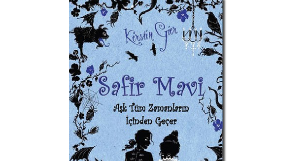 Blu libro di kerstin gier