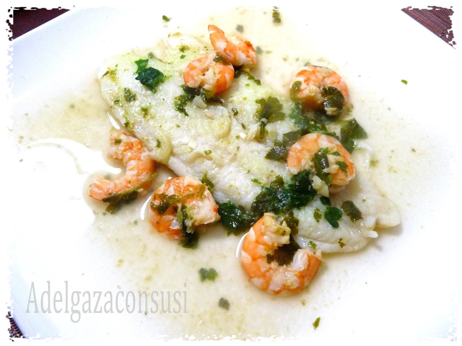Recetas light adelgazaconsusi pescado blanco al vino blanco en microondas - Cocinar pescado en microondas ...
