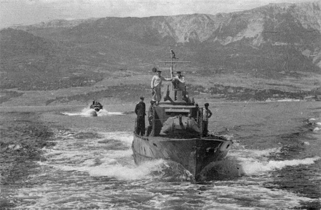 Вторая мировая война крым 1941 1945