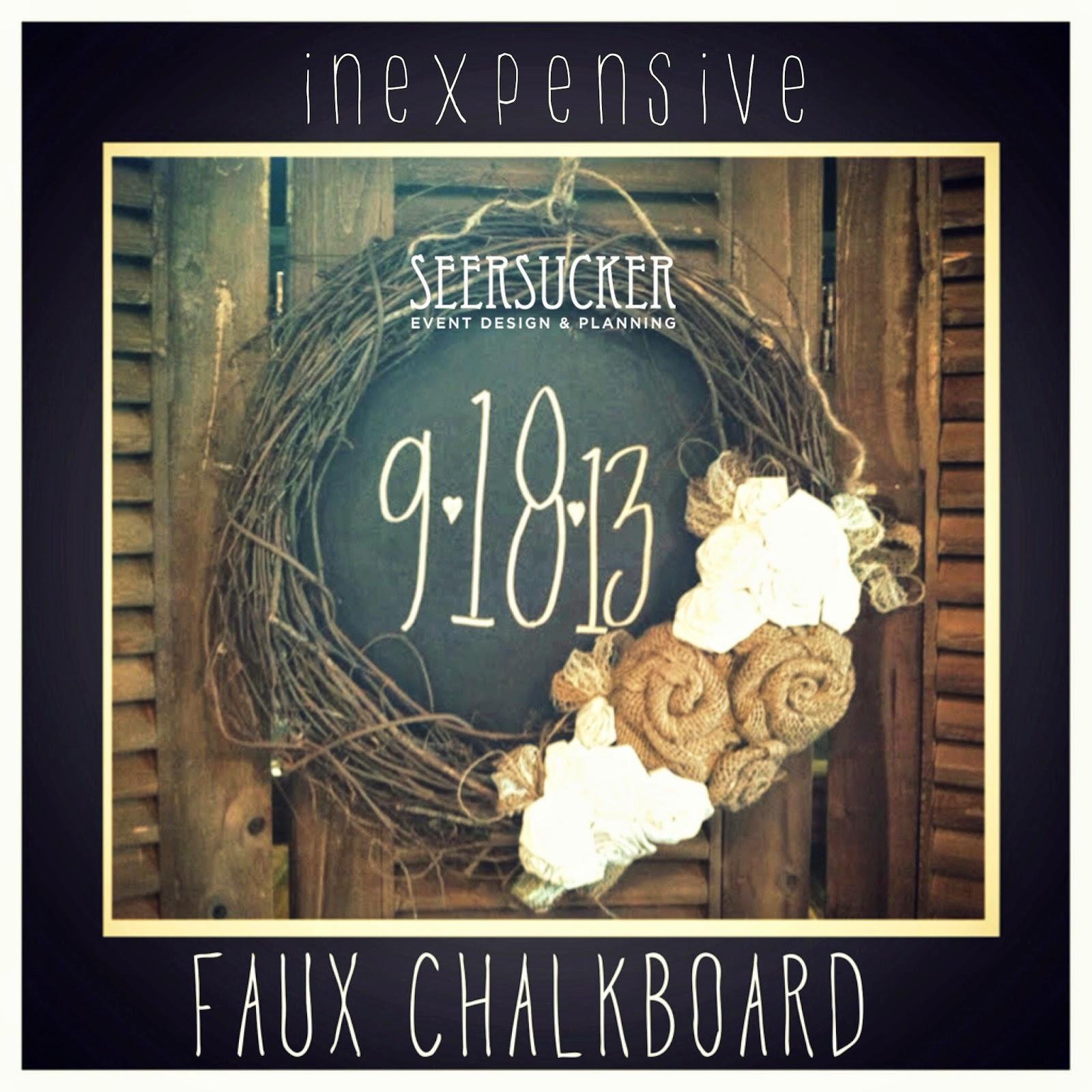 http://www.seersuckerevents.com/2014/05/faux-chalkboard-wreath.html