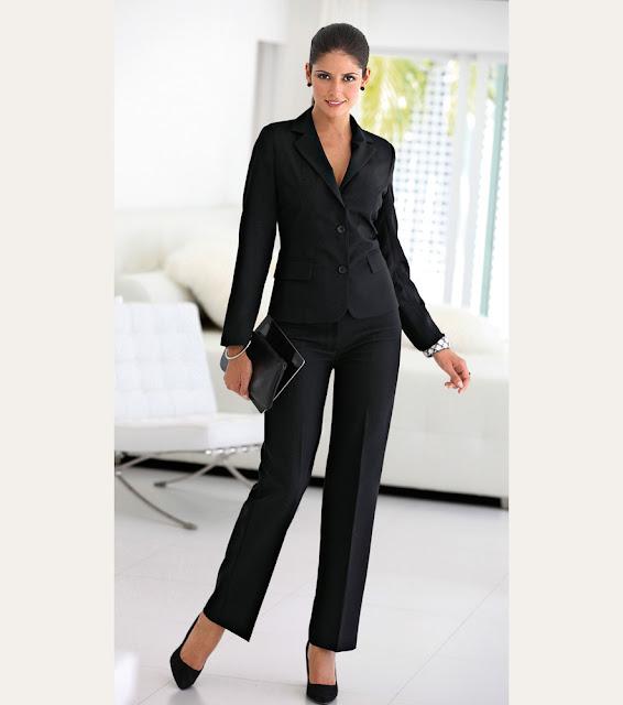 Traje Mujer De Americana Y Pantalon De Vestir 138101az091561