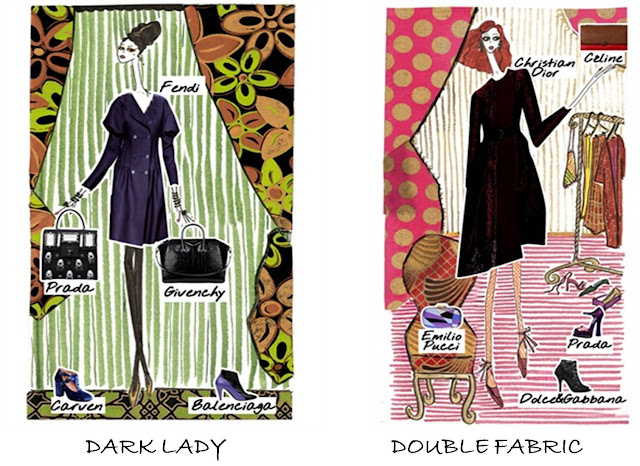 dark lady trend FW2013