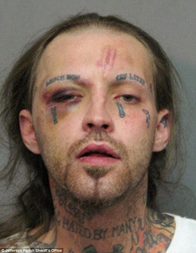Drug Dealer Tattoos