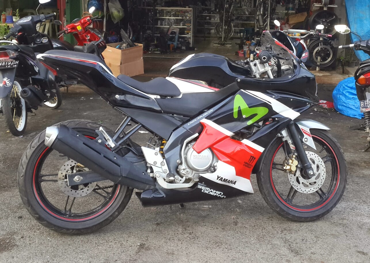 ... MOTOR Bengkel variasi motor dan modifikasi: Body full set New vixion