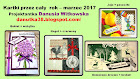 Karteczki u Ani -Marzec 2017