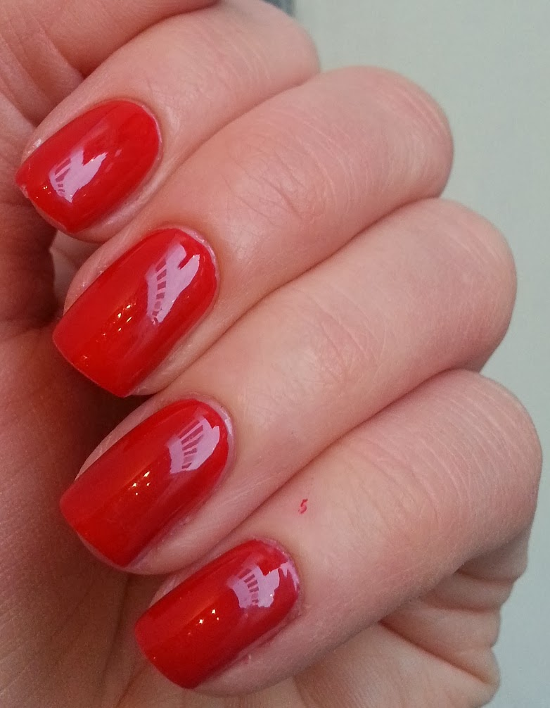 Pie\'s Eyes & Other Sparkly Stories...: Models Own - HyperGel - Red ...
