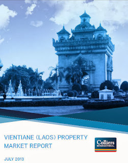 Colliers International Vientiane Property Report July 2013