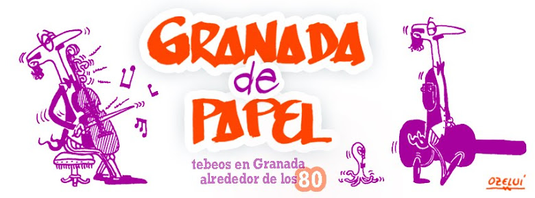 Granada de papel