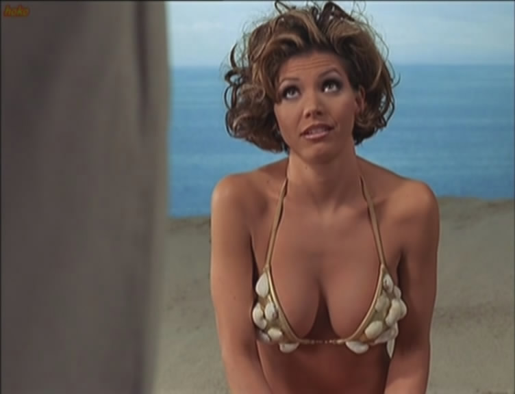 Charisma carpenter bikini angel