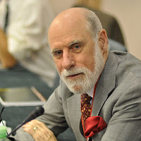 Vint Cerf, Father of the Internet, Heidelberg Laureate Forum, Turing Award, internet freedom, open internet