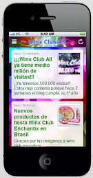 App Winx Club All para tu móvil gratis