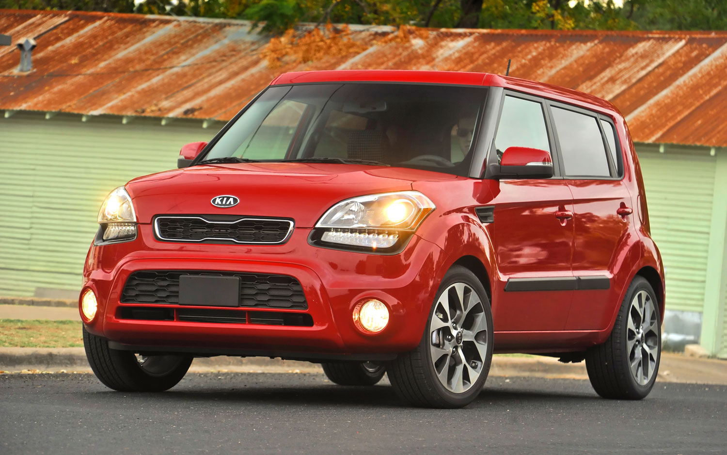 Most Wanted Cars  Kia Soul