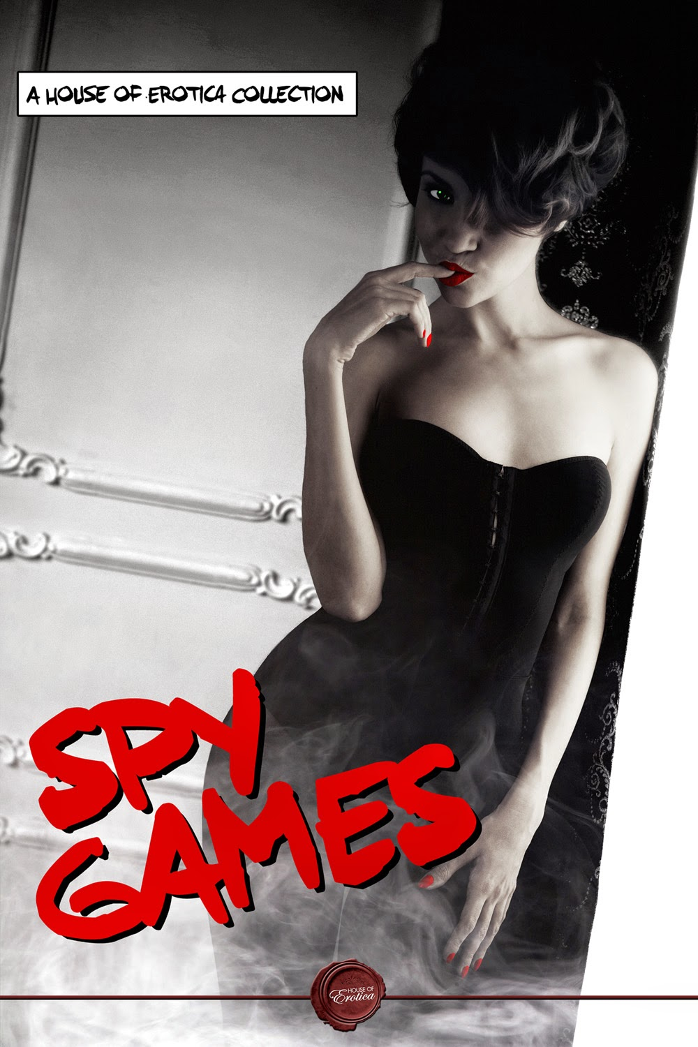 Spy Games Anthology Now Available!