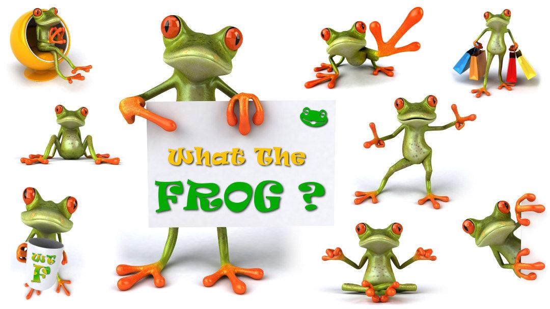 Frabulous Frog Freethinker