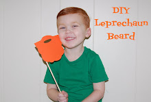 DIY Leprechaun Beard