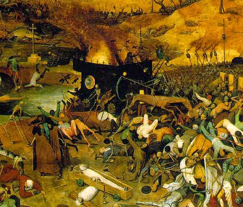 the origin and forms of the black death The history of a nursery rhyme — ring around the rosie  that devastated the european area in the middle ages were the black death in the years 1347-50, and the .