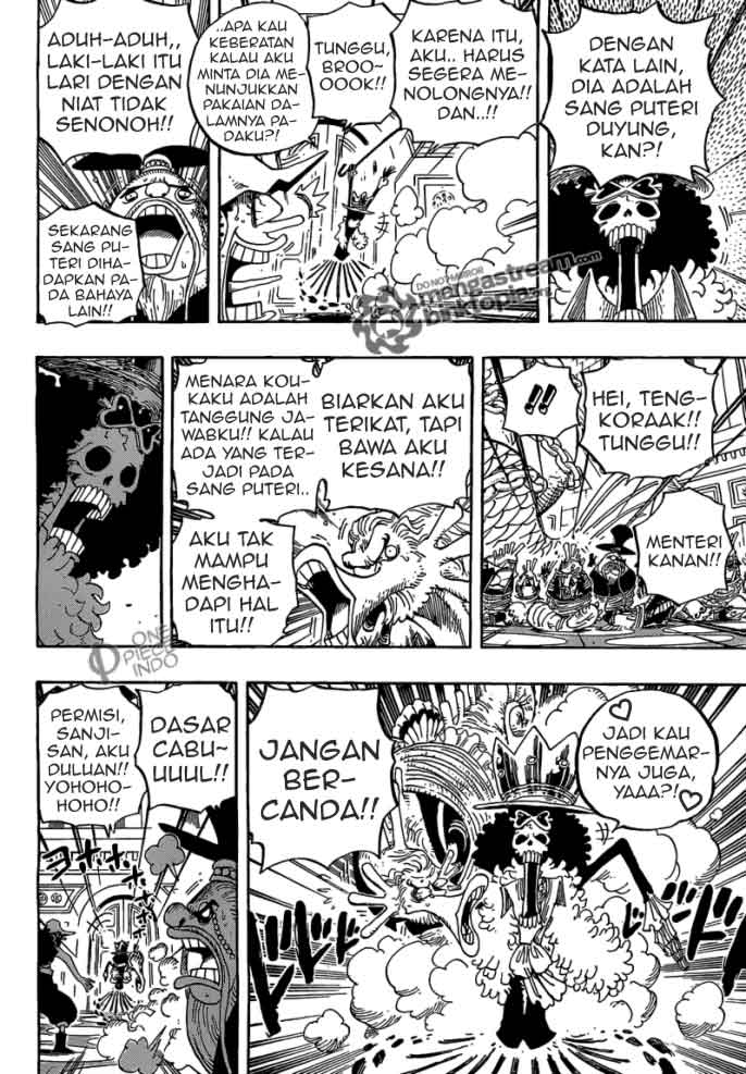 Baca Manga, Baca Komik, One Piece Chapter 614, One Piece 614 Bahasa Indonesia, One Piece 614 Online