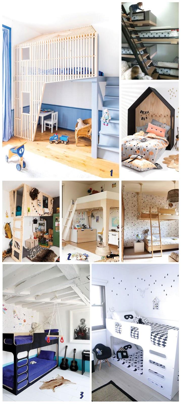 1 Lit mezzanine imagin par Mama Architectes