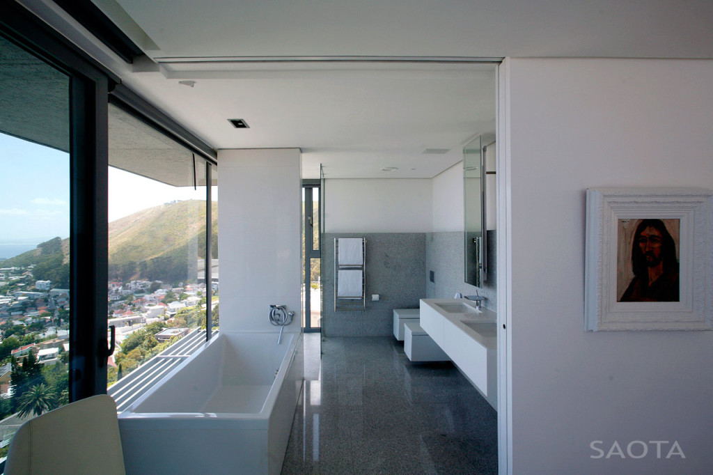 The style examiner the most beautiful homes in the world for South african bathroom designs