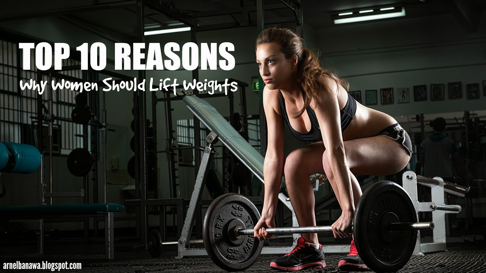 Top 10 Reasons Why Women Should Lift Weights - 21 Day Fix Extreme