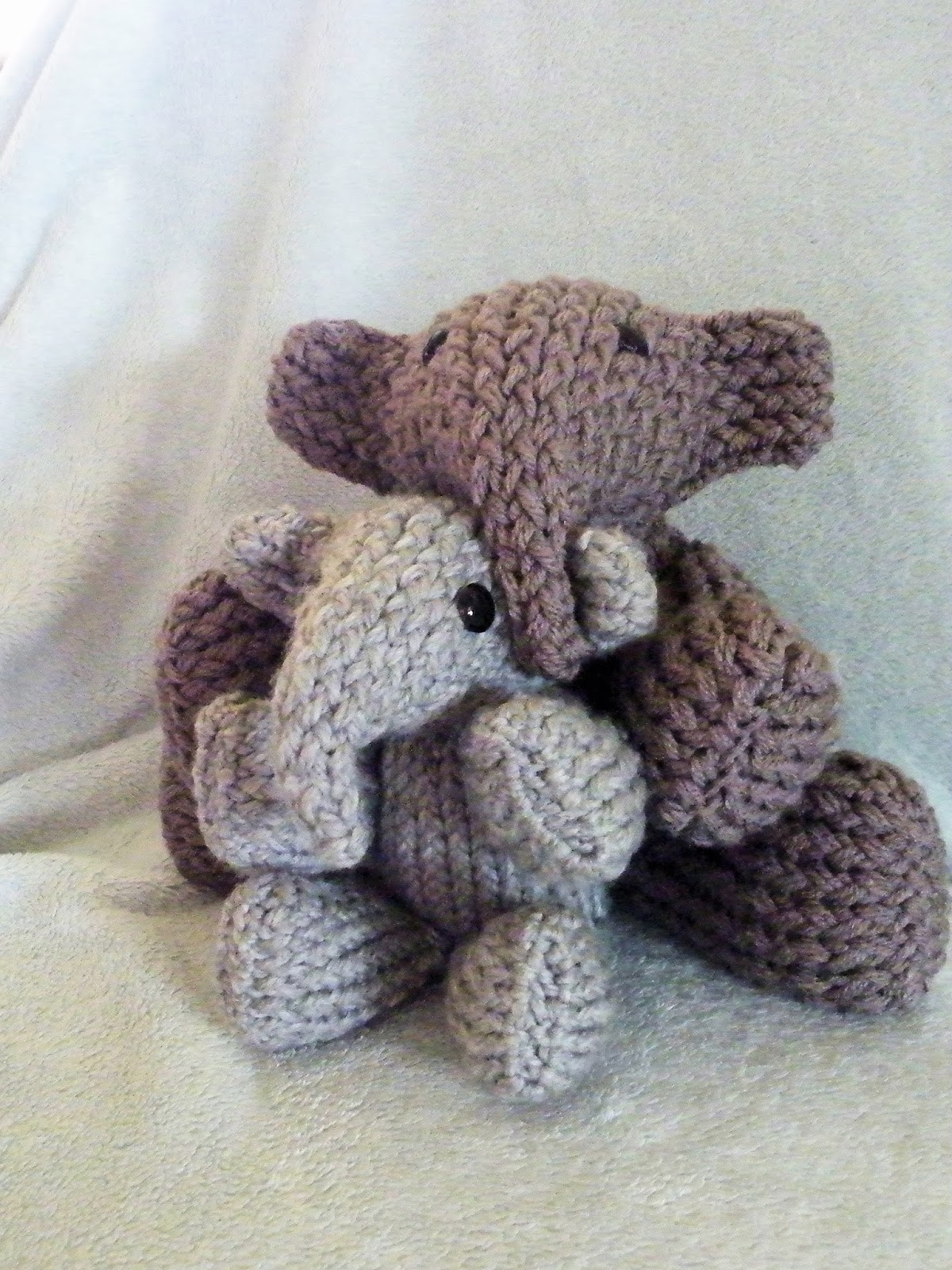 The Loom Muse : How to Clean Your Knitted Stuffed Animals