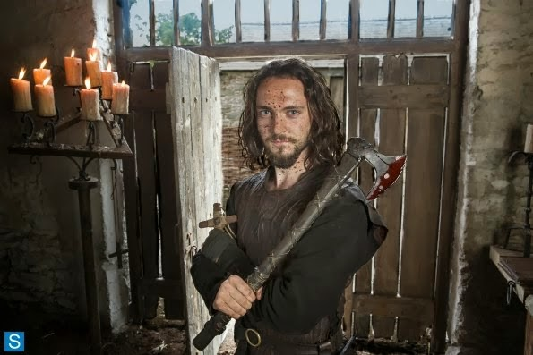 Vikings - Season 2 - Exclusive Interview with Star George Blagden