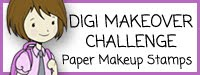 Paper Makeup Stamps