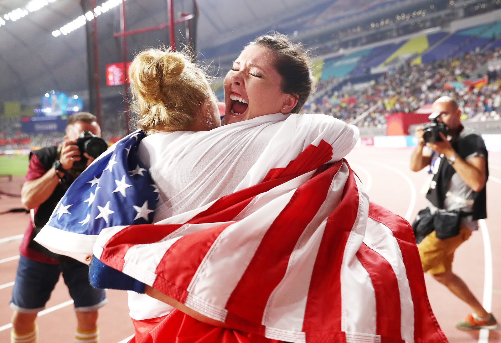 Besties Celebrate Silver and Gold