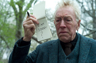 Max von Sydow as The Renter