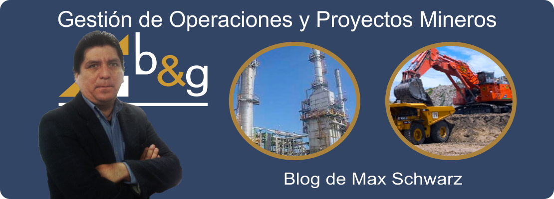 Gestión de Operaciones y Proyectos Mineros