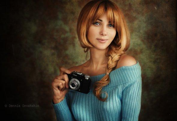 Dennis Drozhzhin fotografia fashion mulheres modelos sensuais retratos beleza Victoria