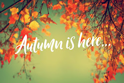 WELCOME AUTUMN!!!