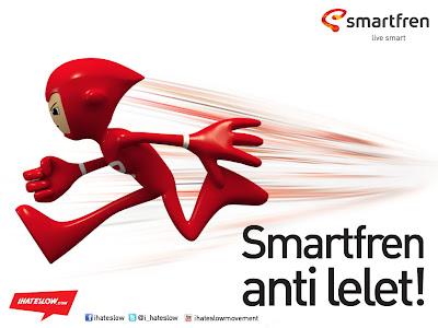 Koneksi Internet Smartfren Connex Lemot