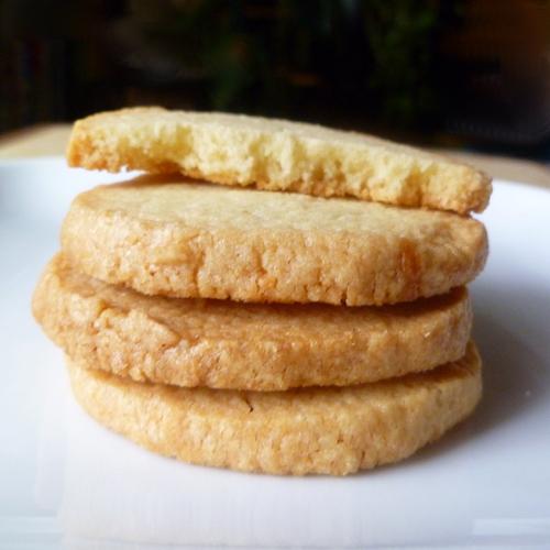 Almond shortbread cookie recipe easy