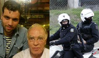Συνελήφθη οδηγός βουλευτή - Μεθυσμένος και τραυμάτισε δύο αστυνομικούς