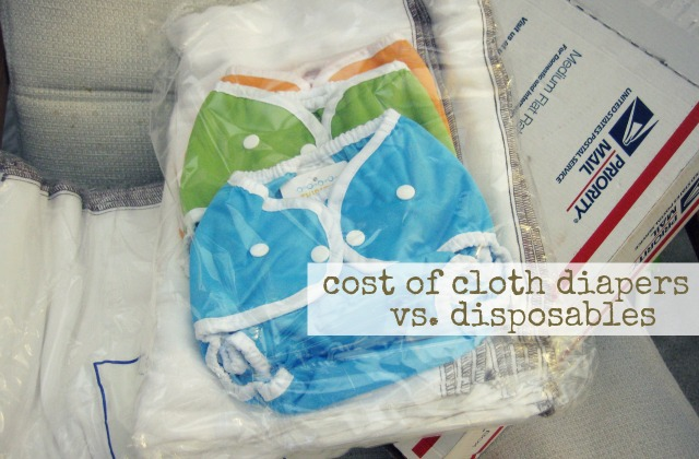prefolds love cost of cloth diapering vs disposables. Black Bedroom Furniture Sets. Home Design Ideas
