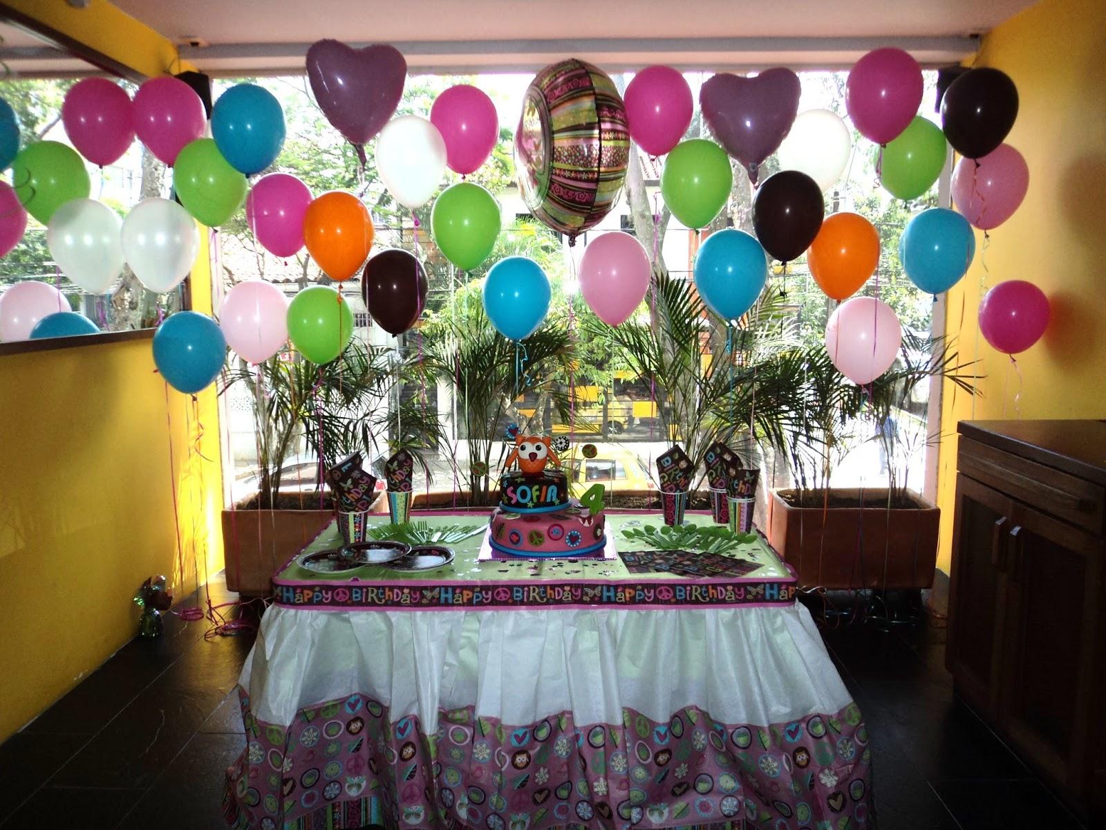Decoracion Para Grado Hombre ~   EN PIZZERIAS Y RESTAURANTES ~ Party Fiestas  Decoraciones con globos