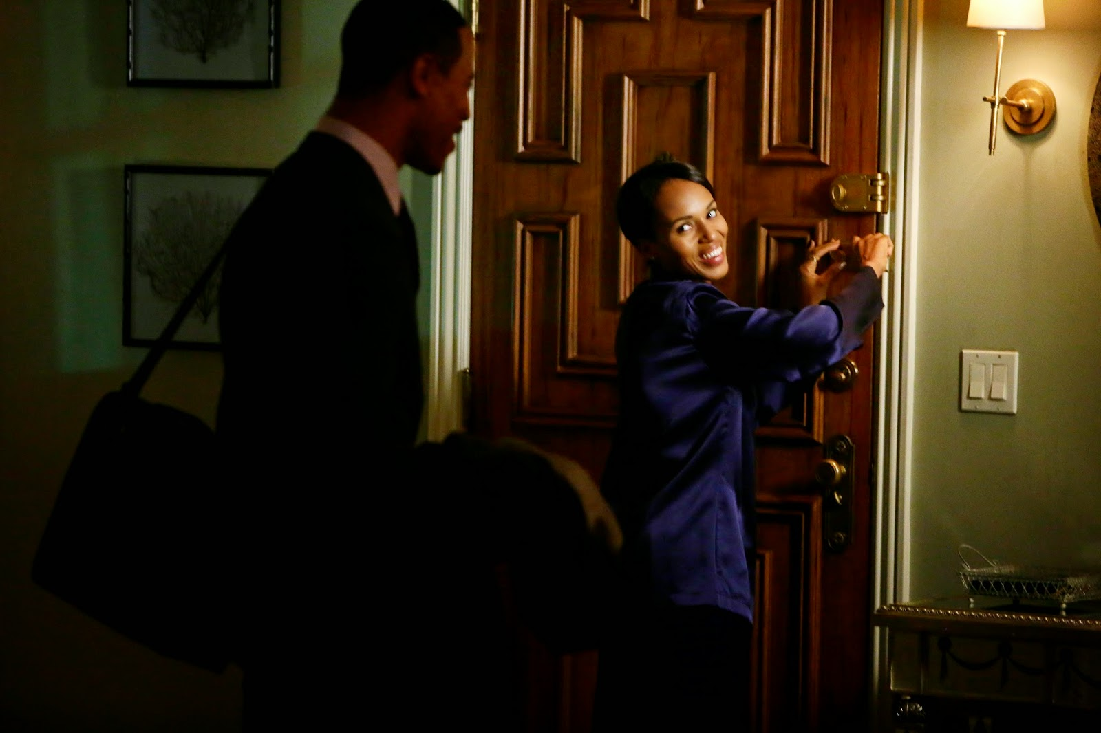 Scandal - Episode 4.20 - First Lady Sings the Blues - Promotional Photos
