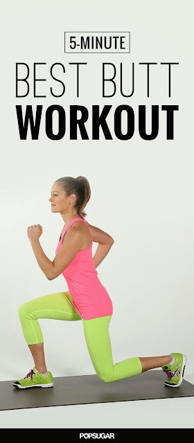 5-Minute Butt Workout