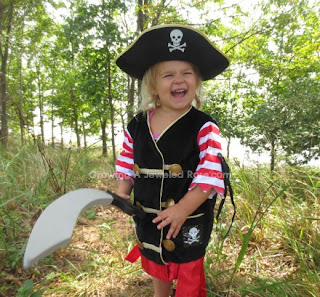 pirate role play
