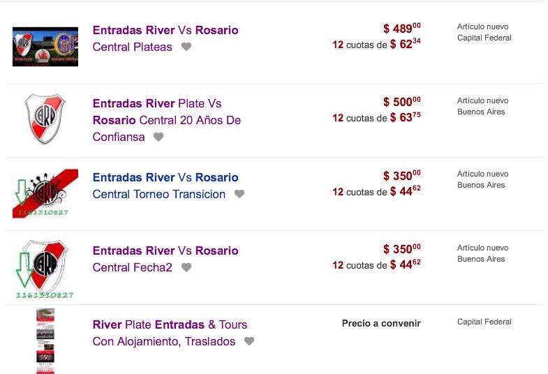 River Plate, River, Reventa, Entradas, Abono, Tu Lugar en el Monumental,