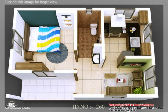 3d isometric view 04