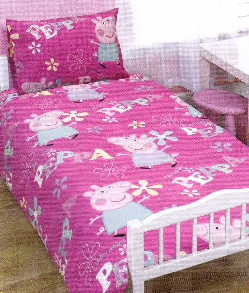 Peppa Pig Bed Set