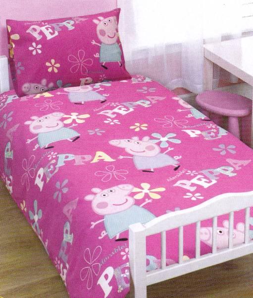 Peppa Pig Bed Set