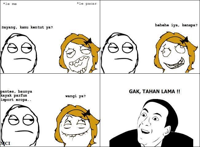 Meme Comic Indonesia Iii Catatan Fanny