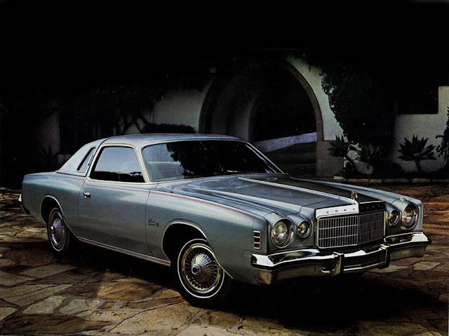 クライスラー・コルドバ | Chrysler Cordoba 1975-83