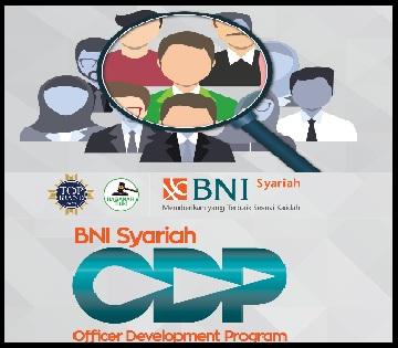 LOWONGAN BANK, JOB FAIR SYARIAH, BURSA KARIR BNI 2015