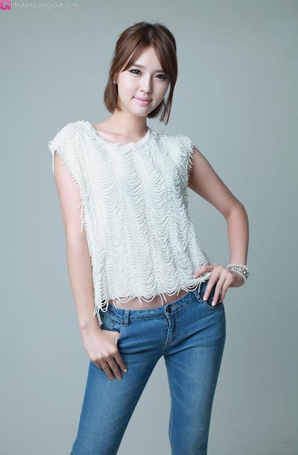 4 Choi Byeol Ha Again-Very cute asian girl - girlcute4u.blogspot.com