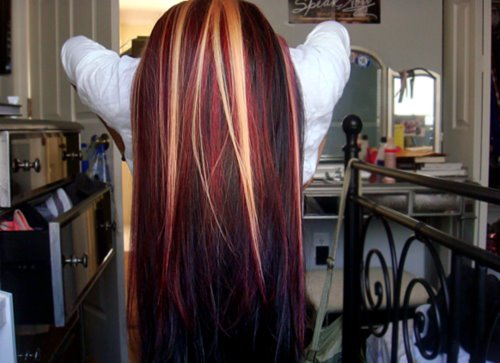 Awesome Different Hairstyles And Colors For Long Hair Images ...
