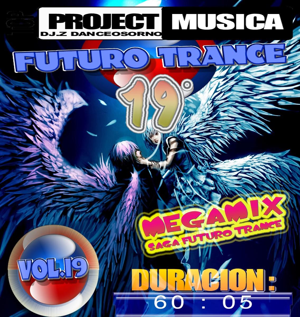 megamix futuro trance vol.19
